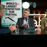 Interview op Architectuur Film Festival Rotterdam